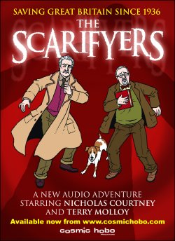 The Scarifyers Audio Series